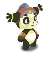 Poi-poi the wise panda by neofotistou
