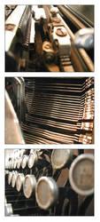 Ancient Machinery by mgi