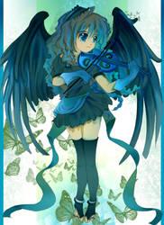 004. Dark - Black Angel by Dellirium