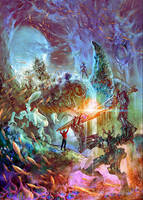 Titan Relic by SharksDen