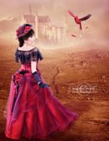 +Princess of the castle+ by moroka323
