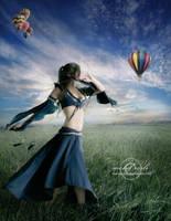 +Uncharted Field+ by moroka323