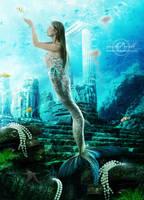 +The Atlantis+ by moroka323