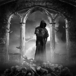 Guardian of the Gate by moroka323
