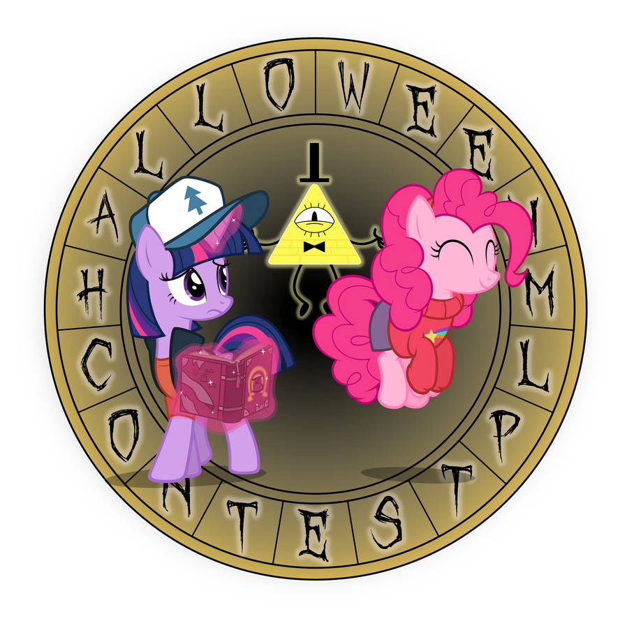 Halloween MLP Contest Banner thing by Zacatron94