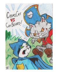 Daily CatBeard 005 by PlummyPress