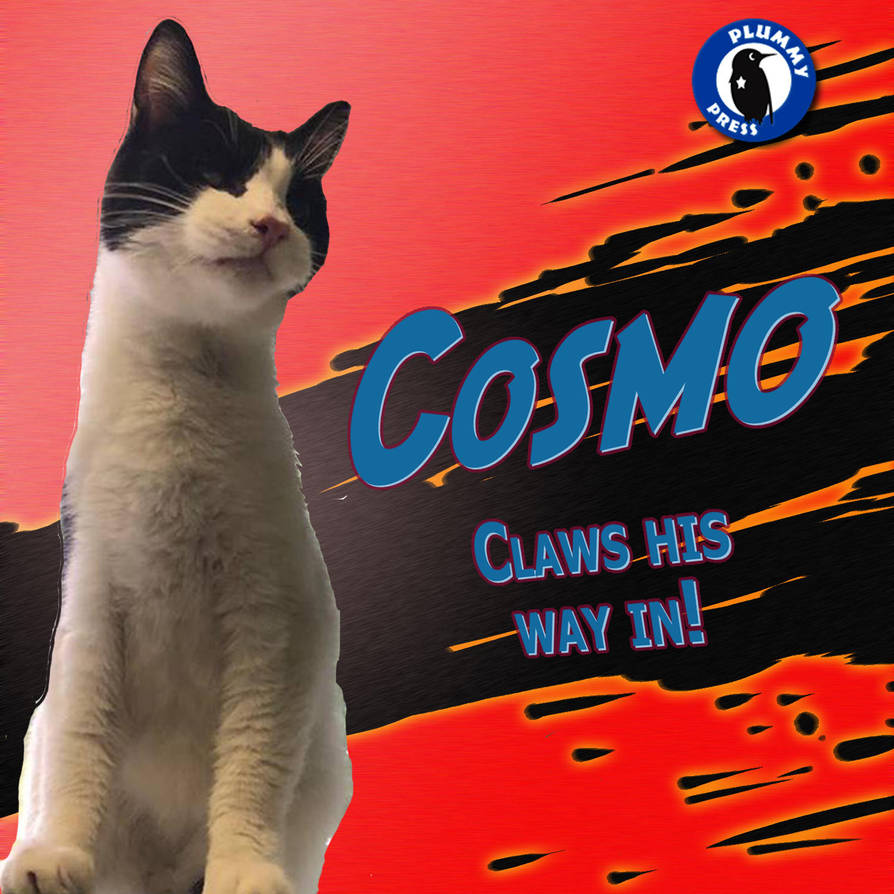 Cosmo For Smash by PlummyPress