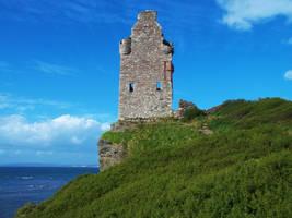 Castle Ruins STOCK by Charmedstar07