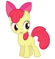 Apple Bloom by SpikesMustache