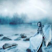 Frozen Angel by nikkidoodlesx3