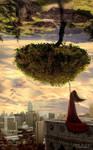 Choosing Worlds by nikkidoodlesx3