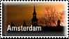 Amsterdam Stamp by MadeByRona