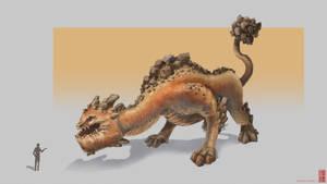 Creature Concept by IvanChanCL