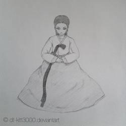 Hanbok by DT-Kitt3000