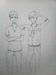 Boyz by DT-Kitt3000