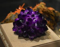Hunk of Amethyst by Blue-Ridge-Riley