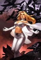 White Queen by Scebiqu