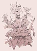 Aphrodite by Scebiqu