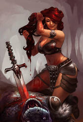 Low Fantasy Legends Collab 2 by Scebiqu