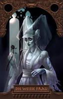 White Lady by Scebiqu