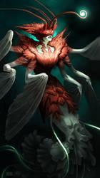 Siren by Scebiqu