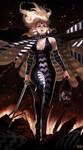 Vengeance is mine by Scebiqu