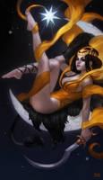 Ishtar by Scebiqu