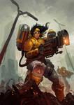 Yellowjacket Incinerator by Scebiqu