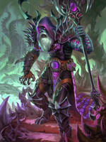 Smite Poseidon Abyssbal Sorcerer by Scebiqu