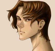 Sam Character Page by surrealgreen