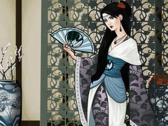Doji Dainagon by surrealgreen