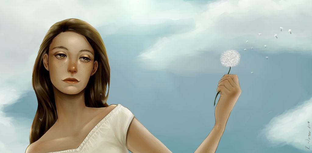 Dandelion by surrealgreen