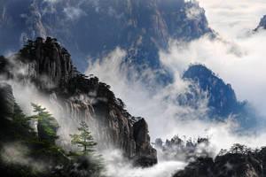 Huang Shan Mountain-55 by SAMLIM