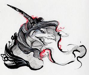 Awesome portrait of Sleeva by DraceneSleeva
