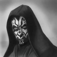Darth Maul | Star Wars by MikeManuelArt