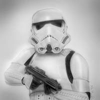 Stormtrooper | Star Wars by MikeManuelArt