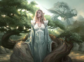 Emmara Tandris by MarkWinters