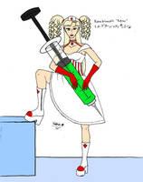 Remi the Nurse by Raikana
