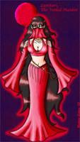 Lunitari, the Veiled Maiden by Raikana