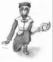 Tsukasa by Raikana