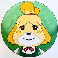 Isabelle  by Raikana