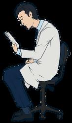 Ichirou Asahina by Raikana
