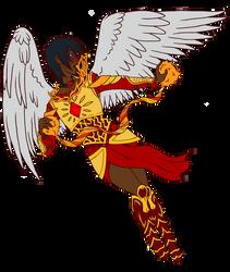 Fire Angel by Raikana