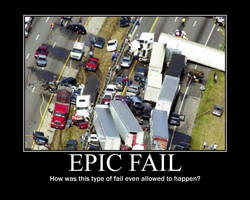 Epic Fail by Viataf