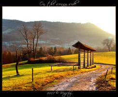 On the sunny side by PSNick