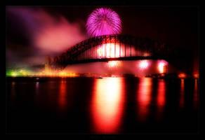 New Years - Sydney, Australia by PSNick