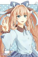 [AR PRIZE] Kaori2791 by Reimine