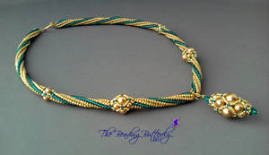 Infusion Necklace Tutorial by beadg1rl