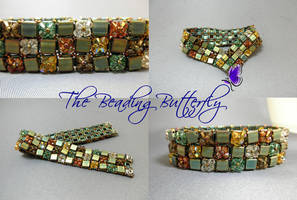 Quilt Cuff Collage by beadg1rl