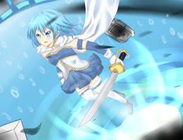 Fight ! by Hirukuneko